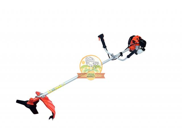 Rockstar Brush Cutter 52cc for crop harvesting - 1/4