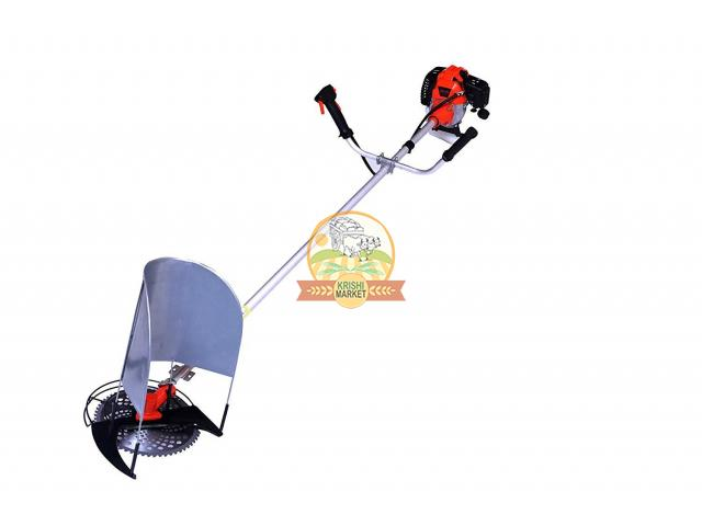 Rockstar Brush Cutter 52cc for crop harvesting - 2/4