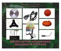 Rockstar Brush Cutter 52cc for crop harvesting