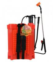 2 in 1 Plastic Battery Agriculture Sprayer for Gardening 12Vx8AH,16 liter