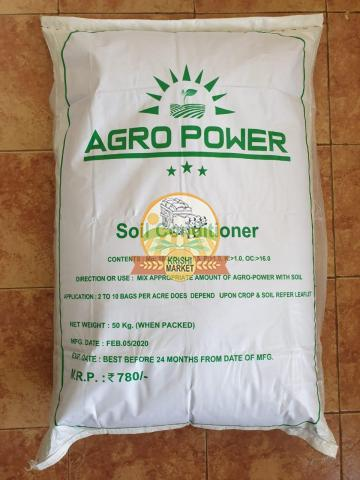 AGRO POWER ORGANIC SOIL CONDITIONER - 2/3